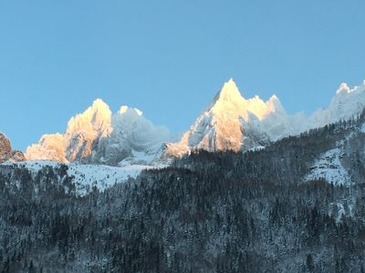 Photo for Apartment south CHAMONIX MONT BLANC - 6 pers