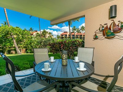 Photo for New Listing! Fantastic location! Highly sought after Kamaole Sands 6-101