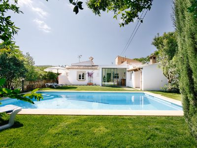Photo for Private Villa, Walking Distance to Puerto Pollensa w/ A/C, SkyTV, PS4 & Bikes