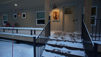 Welcome to Pronghorn  Lodge!