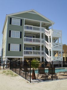 Photo for One More Time 2, Oceanfront Home in Cherry Grove with Shared Pool