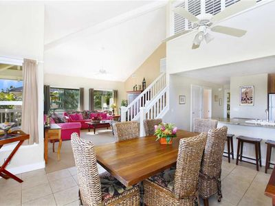 Photo for Poipu Central A/C Spacious Accommodate 8 Guests 0% Cancellation*Regency 921*