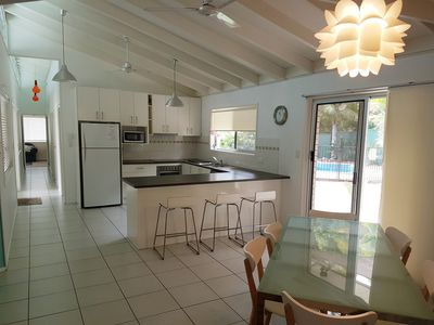 Photo for 15 Larapinta Court - Family home with swimming pool in a quiet street and central location close to CBD