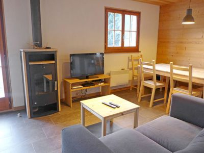 Photo for Vacation home Castor  in Moléson - sur - Gruyères, Freiburg - 6 persons, 3 bedrooms
