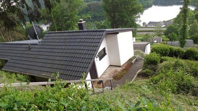 Photo for House Biersdorf am See for 4 - 5 people with 2 bedrooms - Holiday house