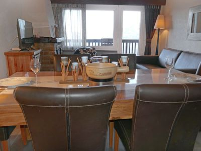 Photo for Apartment Arnica 10 in Nendaz - 2 persons, 1 bedrooms