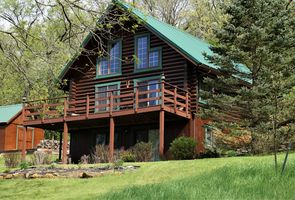 Photo for 2BR Cabin Vacation Rental in Blanchardville, Wisconsin