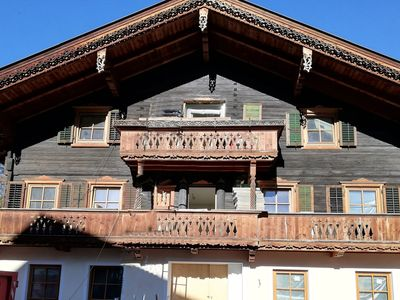 Photo for Comfortable apartment on the ground floor in the middle of Kaltenbach