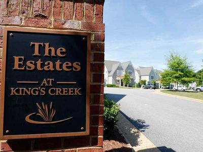 Photo for July 4th 2020 3BR/3Ba Estates at Kings Creek Plantation