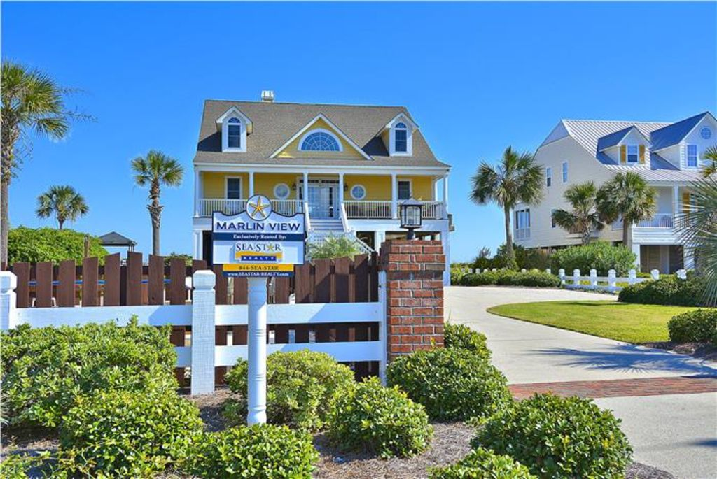 All Inclusive Rates Marlin View Oceanfront Inlet Views With Private Pool Garden City Beach