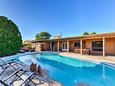 Photo for Scottsdale Home w/Shaded Patio & Refreshing Pool!