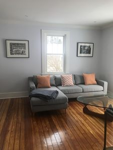Photo for Beautiful renovated private home in the center of Lenox!