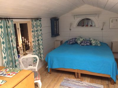 Photo for Cottage for 1-2 p. By the sea and close to the big city.