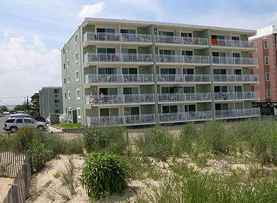 Photo for Worcester House 503-Oceanfront 51st St, Elev, W/D, AC
