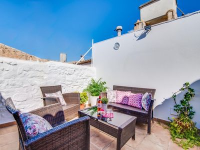 Photo for ☼ Corro Sant Jaume - Old town house with sun terrace