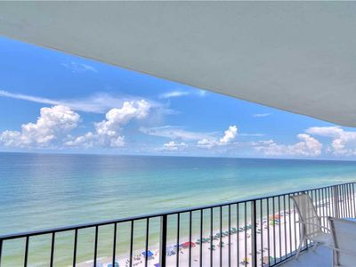 Photo for Large Ocean Views From Both Master Bedrooms And Spacious Living Area