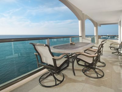 Photo for Luxury Penthouse with Incredible Ocean View and Sunsets!  (ECPHCN)