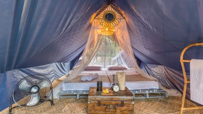Photo for LA TENDA GLAMPING - 2 PITCH TENTS