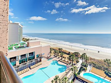 Long Bay Resort, Myrtle Beach, SC, USA