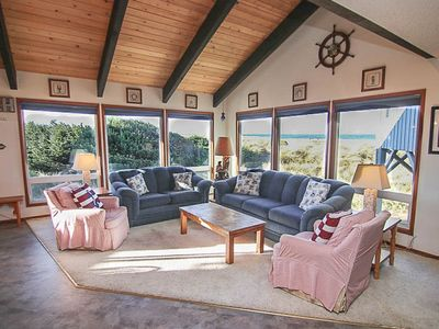 Photo for Oceanfront Home with Walls of Windows to Enjoy Amazing Ocean Views!