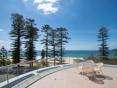 Photo for BEACHSIDE BEAUTY IN MANLY- Stunning penthouse apartment