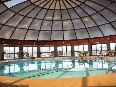 Photo for Oceanfront Condo (111th St) - Wi-Fi, Indoor Pool, Sauna & Fitness Room!