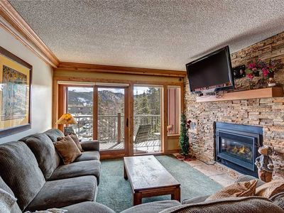 Photo for Fantastic amenities, 2 bdrm condo, Covered parking, Hot tub access, Great for Biking!