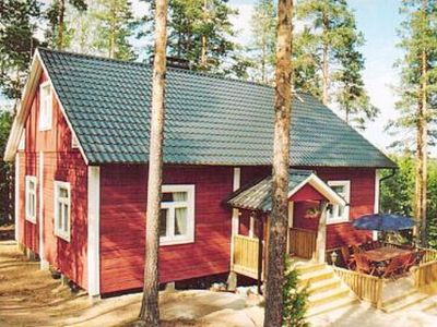 Photo for Vacation home Piilutupa in Luhanka - 12 persons, 3 bedrooms