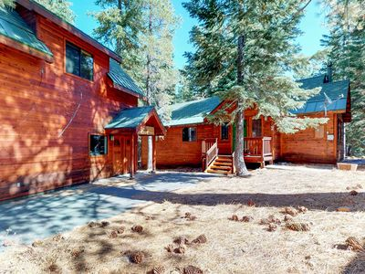 Photo for NEW LISTING! Large home & studio w/deck, pool table & shared pool/hot tub/dock