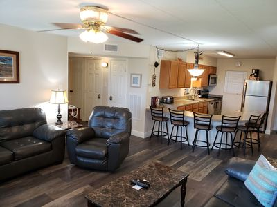 Photo for Charming 2 bedroom Oceanfront Condo!!