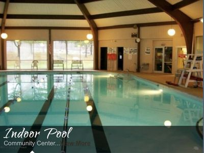 Photo for Grate location lake house indoor pool all year round . Pet friendly