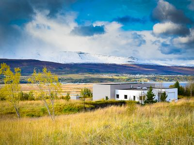 Photo for Exclusive Villa in the vincinity of Akureyri