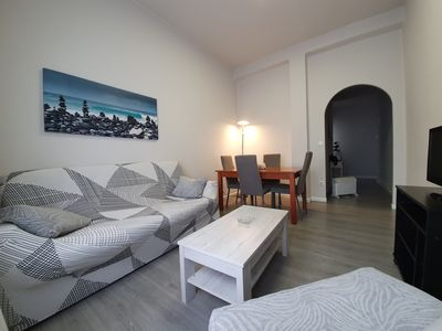 Photo for The house closest to the beach of Santander