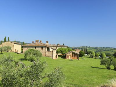 Photo for 3 bedroom Apartment, sleeps 6 in Luiano with Pool, Air Con and WiFi