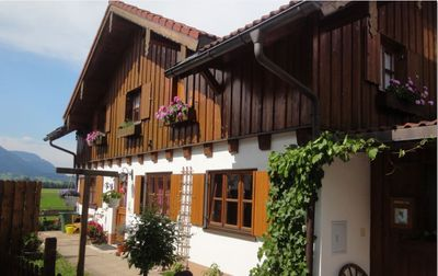 Photo for Cozy apartment for 2 (-3) persons in the beautiful Allgäu