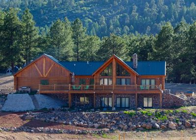 Rustic Williams Retreat! Mountain Views, Quiet Nights, and Stars a Bright!