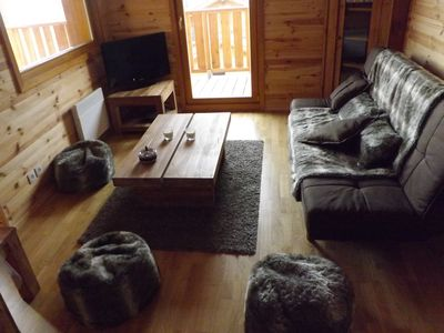 Photo for Chalet La Plagne 1800