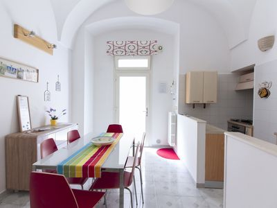 Photo for Romantic apartment in historic center of Ostuni