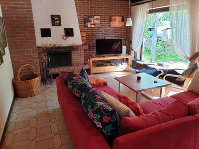 Photo for Inviting apartment with many amenities in the middle of the Harz