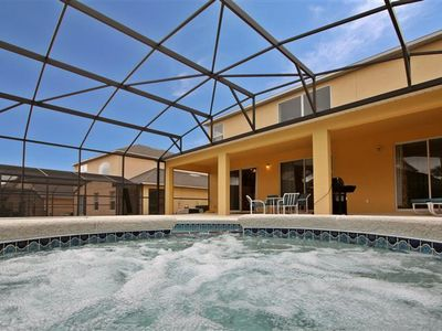 Photo for Emerald Island House with Private Pool,Incl baby crib,stroller,3 Miles To Disney