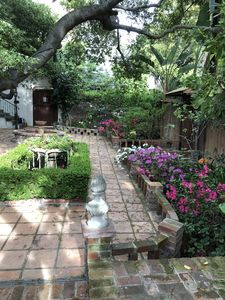 Photo for Beautiful Beverly Canyon1 bedroom Retreat with private garden  &spacious patio.