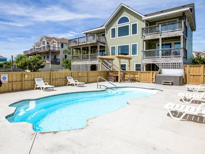 Photo for Legacy | 980 ft from the beach | Dog Friendly, Private Pool, Hot Tub