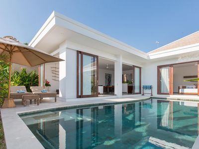 Photo for 2 Bedroom Villa Rice View in Seminyak;