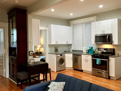 Photo for Heart of Boystown in E Lakeview - Vintage Gem - New rehab! AC 2 bdrm 1 bath