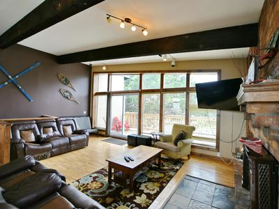Photo for Walking Distance to The Blue Mountain Village! Chalet with Spectacular Views - 516276