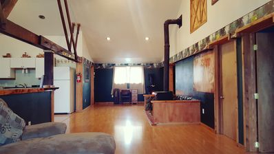 Photo for Beautifully Crafted Loft Retreat Right In Town ~ Spacious, Cozy And Clean