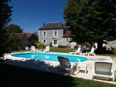 Photo for Chourgnac D Ans: House / Villa - CHOURGNAC D'ANS