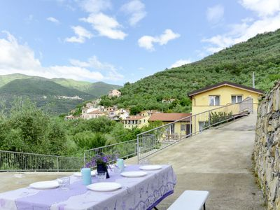 Photo for Vacation home Adriana, Pia Luca & Marco (PRE174) in Prelà/Praelo - 22 persons, 8 bedrooms