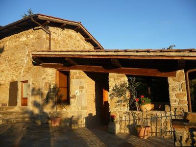 Photo for Holiday house Pratovecchio for 1 - 3 persons with 1 bedroom - Farmhouse