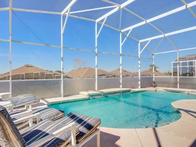 Photo for Pool – TVs in All Bedrooms – Close to Disney – Highlands Reserve Golf